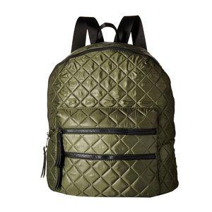Handbags - Green Backpack